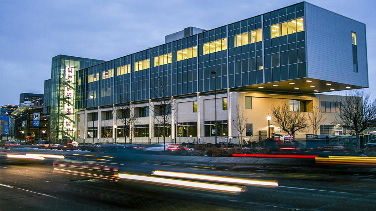 University Classrooms and Administration Building – Denver, Colorado