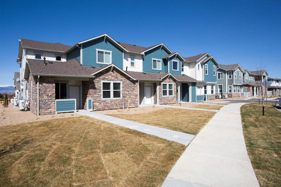 Apartment Complex - 24 Buildings – Erie, Colorado