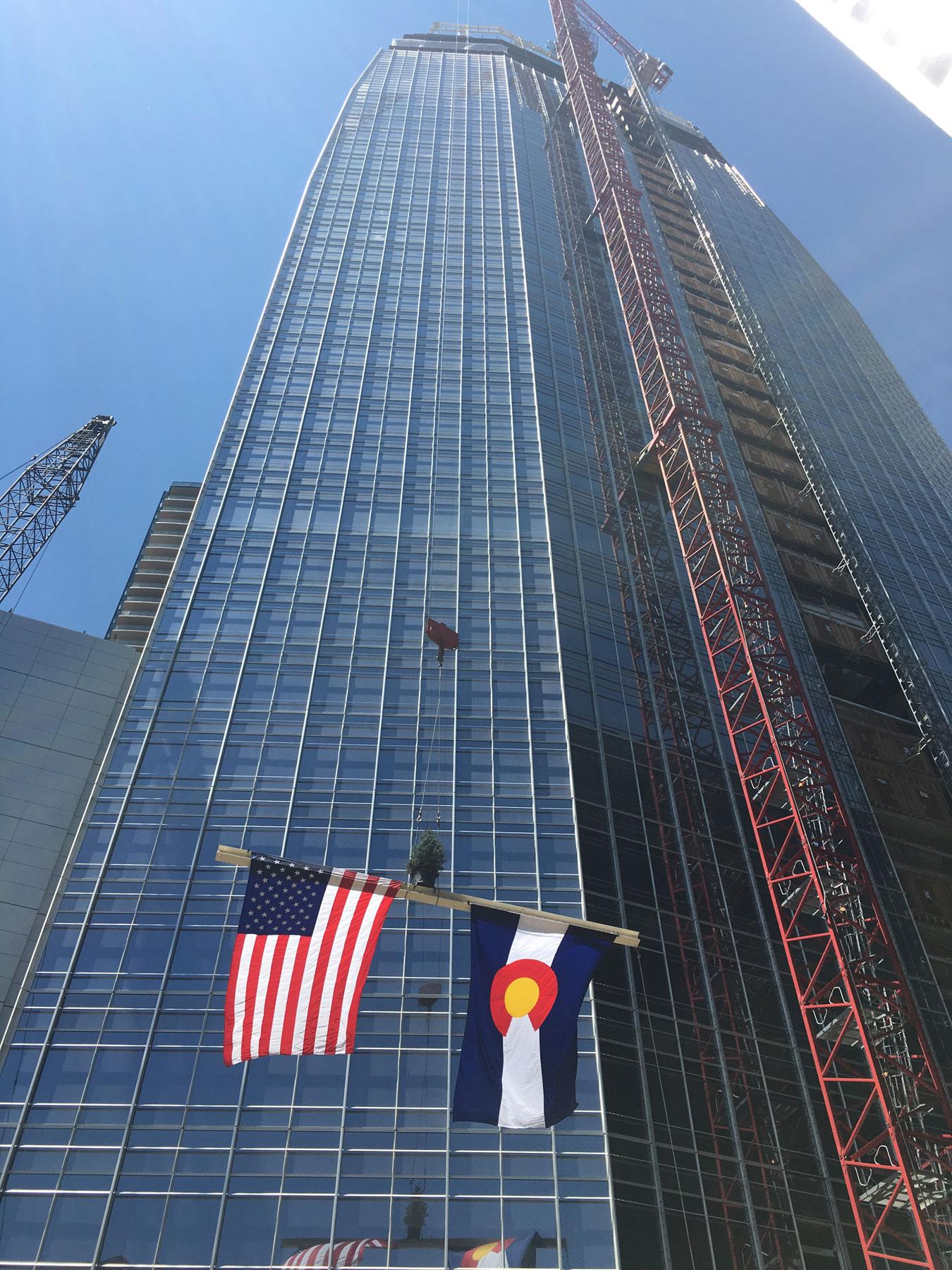 42 Story Office Building – Denver, Colorado