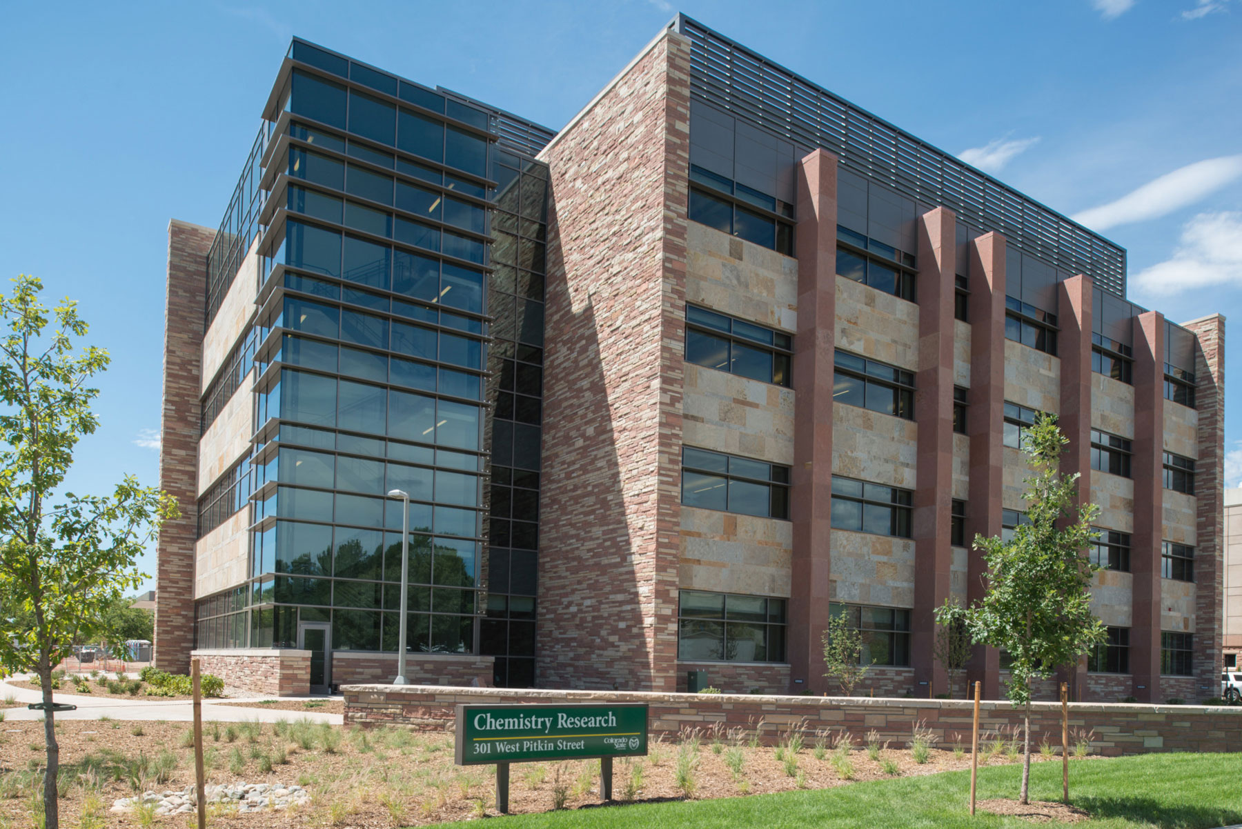 University Lecture Hall – Fort Collins, Colorado