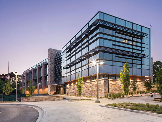 Lecture halls and classrooms – Fort Collins, Colorado